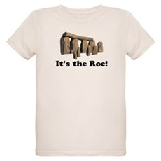 It's the Roc! Organic Kids T-Shirt