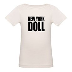 New York Doll Organic Baby T-Shirt