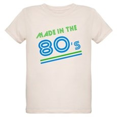 Made in the 80's Organic Kids T-Shirt