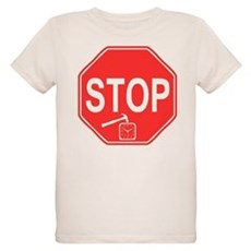 Stop! Hammer Time! Organic Kids T-Shirt