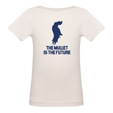 The Mullet is the Future Organic Baby T-Shirt