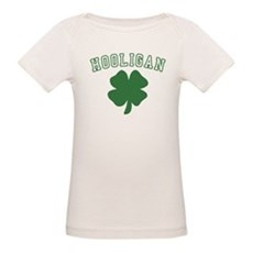 Irish Hooligan Organic Baby T-Shirt