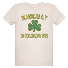 Magically Delicious Organic Kids T-Shirt
