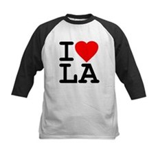 I Love LA Kids Baseball Jersey