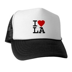I Love LA Trucker Hat
