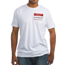 Jack Mehoff Fitted T-Shirt