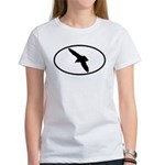 Gull Oval Women's T-Shirt