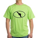 Gull Oval Green T-Shirt