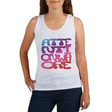 Attention Whore Womens Tank Top
