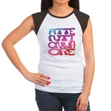 Attention Whore Womens Cap Sleeve T-Shirt