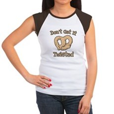 Don't Get It Twisted Womens Cap Sleeve T-Shirt