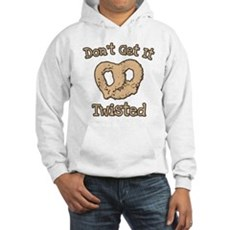 Don't Get It Twisted Hooded Sweatshirt