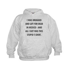 Left For Dead in Mexico Kids Hoodie