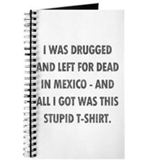 Left For Dead in Mexico Journal