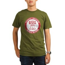 Forest Meadow Middle School Organic Mens T-Shirt