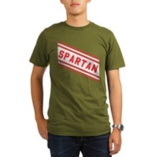 Spartans SNL Organic Mens Dark T-Shirt