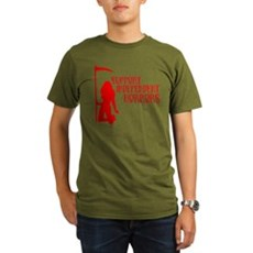 Support Independent Horrors Organic Mens T-Shirt