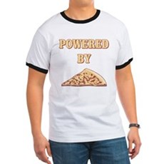 Powered By Pizza Ringer T