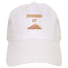 Powered By Pizza Cap