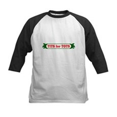 Tits for Tots Kids Baseball Jersey