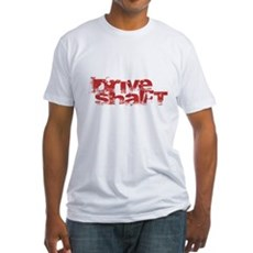 Drive SHAFT Fitted T-Shirt