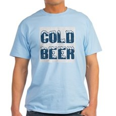 Cold Beer Light T-Shirt