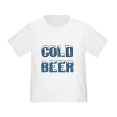 Cold Beer Toddler T-Shirt