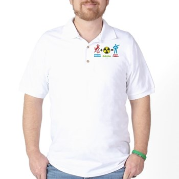 Super Powers Golf Shirt | Gifts For A Geek | Geek T-Shirts