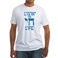 Livin' The Chai Life Fitted T-Shirt