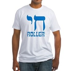 Chai Roller Fitted T-Shirt