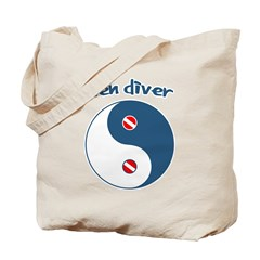 http://i2.cpcache.com/product/402156755/zen_diver_tote_bag.jpg?height=240&width=240
