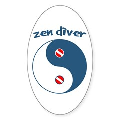 http://i2.cpcache.com/product/402156829/zen_diver_oval_decal.jpg?color=White&height=240&width=240