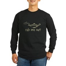 Rub One Out Long Sleeve T-Shirt
