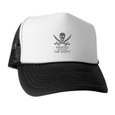 Pirates Do It For The Booty Trucker Hat