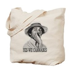 Yes We Cannabis Tote Bag