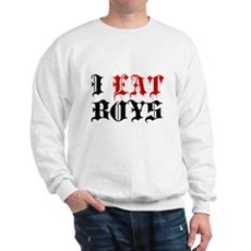 I Eat Boys Sweatshirt