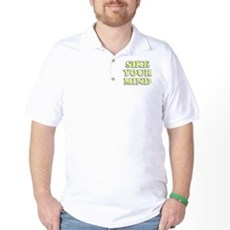 Sike Your Mind Golf Shirt