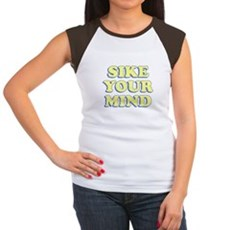 Sike Your Mind Womens Cap Sleeve T-Shirt