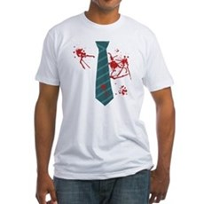 Zombie Hunter Fitted T-Shirt