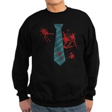 Zombie Hunter Dark Sweatshirt