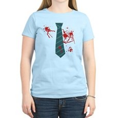 Zombie Hunter Womens Light T-Shirt