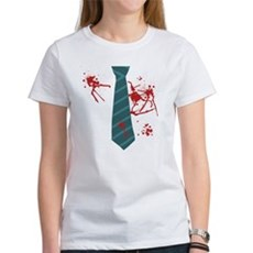 Zombie Hunter Womens T-Shirt