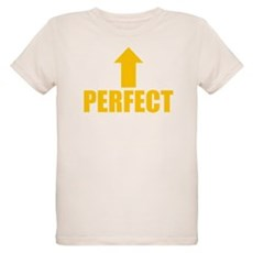 I'm Perfect Organic Kids T-Shirt