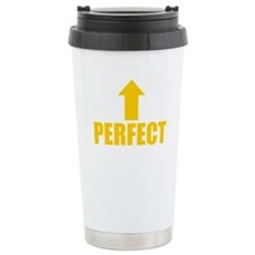I'm Perfect Stainless Steel Travel Mug