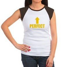 I'm Perfect Womens Cap Sleeve T-Shirt