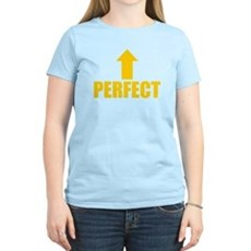 I'm Perfect Womens Light T-Shirt