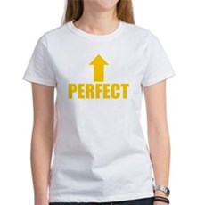 I'm Perfect Womens T-Shirt