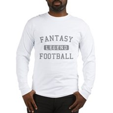 Fantasy Football Legend Long Sleeve T-Shirt