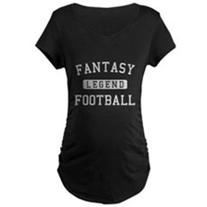 Fantasy Football Legend Maternity T-Shirt
