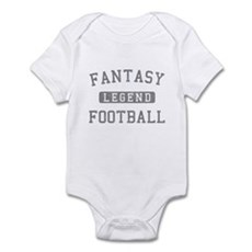 Fantasy Football Legend Infant Bodysuit
